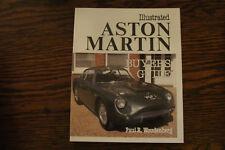 illustrated aston martin buyers guide James Bond