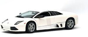 2007 Lamborghini Murcielago 1:18 Model Car Maisto Special Edition, New