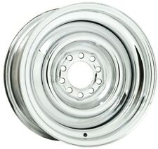"Wheel Vintiques Chrome Smoothie Wheel 15x6 Multi Lug  3 5/8"" Back Space"