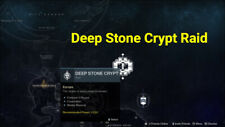 Deep Stone Crypt full raid + secret chest Ps4