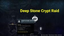Deep Stone Crypt full raid + secret chest Ps4