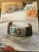 Stampington Belle Armoire Magazine J/J/A 2020 Fabric Flowers Metal Clay Wirework
