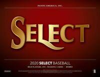 2020 Select Baseball INSERTS ROOKIES-SENSATIONS-PHENOMS YOU PICK! FREE SHIPPING!