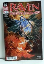 Raven Daughter of Darkness #1 variant cover (DC Comics 2018) Teen Titans