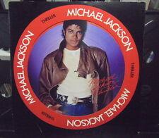 michael jackson picture record THRILLER  JAPAN LP ultra rare!!