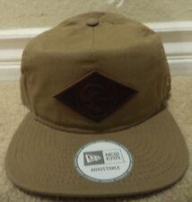 O'NEIL NEW ERA ADJUSTABLE CAP HAT NWOT TAN *NEW*