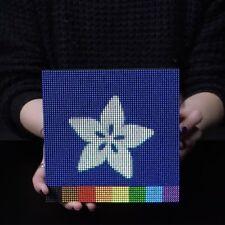 Adafruit 64x64 RGB LED Matrix Panel, 4096 helle RGB-LEDs, 2.5mm Rastermaß, 3649