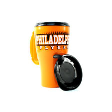 Philadelphia Flyers 16-Ounce Plastic Roadster Travel Mug