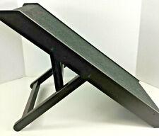 Internet's Best Adjustable Pet Ramp - Decorative Wooden Folding Dog Ramp for Pet