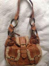 Fleece Shoulder Bags