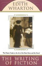 The Writing of Fiction by Edith Wharton