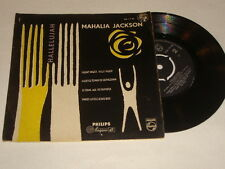 "MAHALIA JACKSON 'Hallelujah' 1958 Dutch 7"" EP Single - Silent Night, Holy Night"
