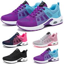 Damen Sportschuhe Sneaker Laufschuhe Freizeit Turnschuhe Atmungsak Luftkissen