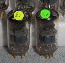 Siemens CCa matched pair (2 tubes) greyshield (Pair #1) matched carefully