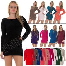 Boat Neck Medium Jumpers & Cardigans Plus Size for Women