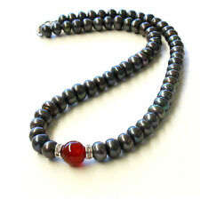 Black Natural Pearl Fine Necklaces & Pendants