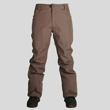 RIDE SNOWBOARDING Men's MADRONA Snow Pants - Taupe - XL - NWT