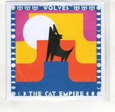 (HR869) The Cat Empire, Wolves - 2016 DJ CD