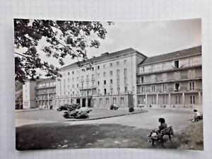"""AK Friedrichroda FDGB-Erholungsheim """"W.Ulbricht"""" Ansichtskarte DDR 1972 gel."""