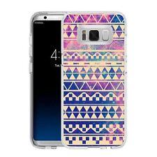 Coque Etui Samsung Galaxy S 8 Plus - Motif Azteque