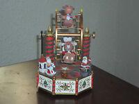 Christmas Animated Musical Ferris Wheel Display Figure - 12 Carols