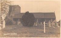 Hampshire,  DIBDEN, Church -  Real Photo.