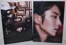 Moon Lovers Scarlet Heart Ryeo OST Taiwan Promo two folded Poster(Lee Jun Ki IU)