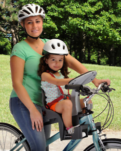 WeeRide Safe Child Baby Bike Seat. Also stocked in 99 Bikes and Anaconda