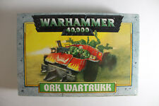 WARHAMMER: 40k - Ork Wartrukk - NEW - SEALED IN BOX! - RARE - OUT OF PRODUCTION!