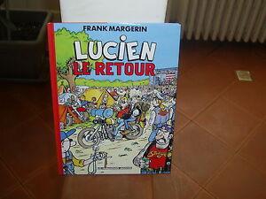 FRANK MARGERIN LUCIEN LE RETOUR TTBE
