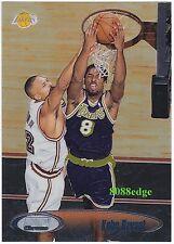 1998-99 STADIUM CLUB CHROME INSERT: KOBE BRYANT #SCC6 NBA MOST VALUABLE PLAYER