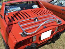 Fiat X1/9 Equipaje/Arranque Para Baúl; sin pinzas no soportes no hay daños