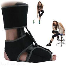 Ankle Braces Foot Support Plantar Fasciitis Comfort Dorsal Night Splint Large