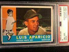 1960 Topps Luis Aparicio #240 Baseball Card PSA 6