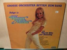 Werner Muller: 24 World Hits For Dancing (MINT- German POP Cheescake 2LP)