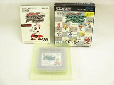 J LEAGUE FIGHTING SOCCER Item REF/ccc Game Boy Nintendo Japan gb