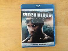 Pitch Black (Blu-ray) Vin Diesel Sci-Fi Horror