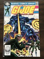 Marvel Comics G.I. Joe A Real American Hero Vol 1 #3 Sept 1982 VF+