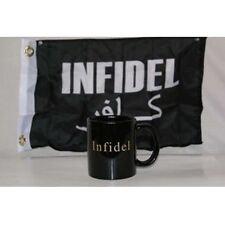 Infidel Coffee Mug & Flag Gift Set