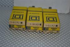 ONE NEW Square D thermal overload relay heater element unit B0.92