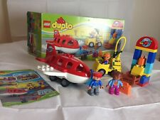 Lego 10590 Duplo Town Airport Buildable Toy