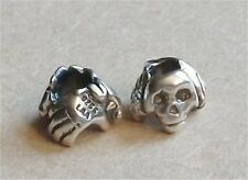 Authentic Sterling Silver  TROLLBEADS BEAD OF FORTUNE. New