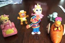 1987 Muppet Babies Toys Lot of 6 Vintage McDonald's And More