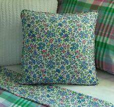 NEW Custom Ralph Lauren Caitlin Throw Pillow 16 inch Floral Invis Zipper Closure
