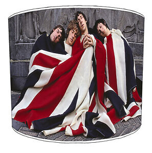 The Who Quadrophenia Lampshades, Ideal To Match Wall Decals & Stickers