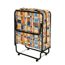 Folding Twin Bed Metal Frame Roll Away Guest Portable Storage Bedroom Durable