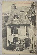 """CPA """" LOURDES - Maison Paternelle de Bernadette Soubirous"""