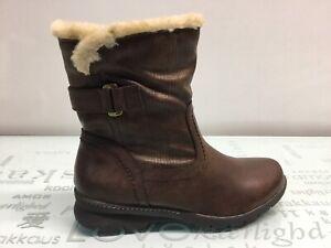 Spring Step Naiara Womens Winter Boot Brown Size 8.5(39).⭐️