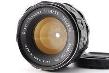 [Excellent+++] PENTAX Super-TAKUMAR F/1.8 55mm ASAHI OPT. F/S from Japan #8147