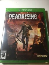 Xbox One Dead Rising 4 Brand New Factory Sealed Xbox 1